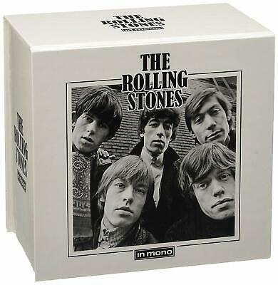In Mono by The Rolling Stones (CD, 2017, Box Set, ABKCO)