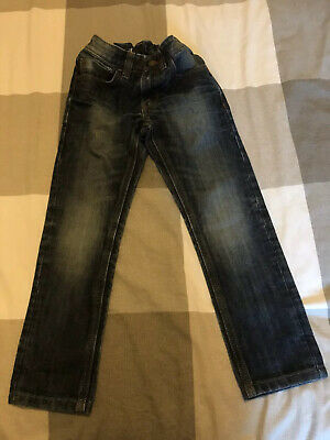 Age 5 Next Boys Jeans Adjustable Waist 4-5 Years