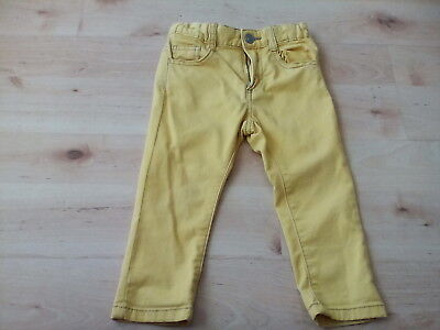 Benetton stretch skinny jeans age 2