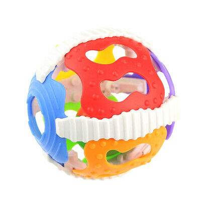 Baby Infant Kids Development Toys Gripping Ball Rattle Educational Gift