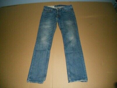 "New ABERCROMBIE & FITCH ""Remsen"" Slim Straight Jeans Men Sz 30 x 32"