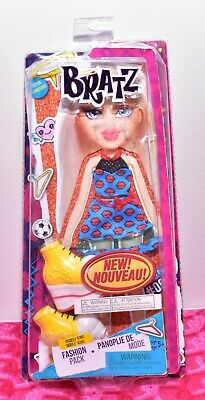 ❤️NEW Bratz Fashion Pack Kisses! XOXO Doll Outfit Shoes Top Skirt Clothing❤️