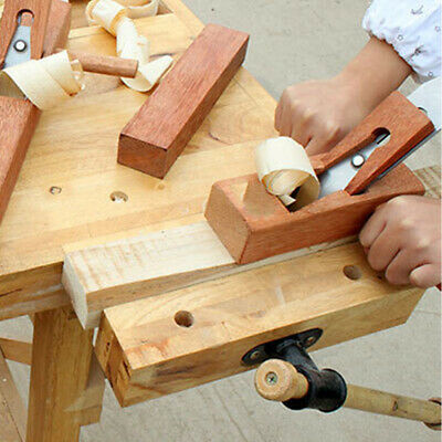 Japanese Wood Planer Hand Tool for Edged Flat Plane Bottom Woodworking 80mm
