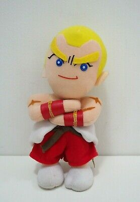"""Fatal Fury King Of Fighters 1993 Geese Howard SNK Japan Plush 9"""" Toy Doll"""
