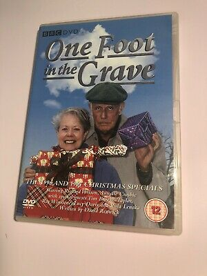 One Foot In the Grave - The Christmas Specials (DVD, 2006)