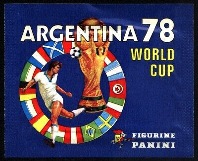 Panini Football Sealed Packet - World Cup Argentina 78 (2)