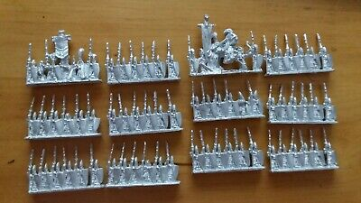 Warmaster High Elves Units Various High Elf - combined postage on multiple
