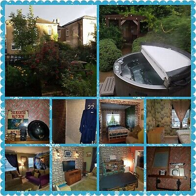 holiday cottage with hot tub in Durham Fri-sun   13th March