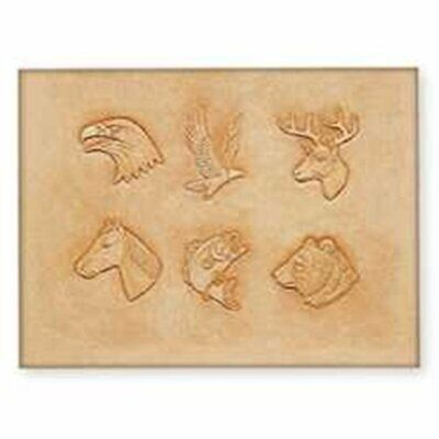 Craftaid Plastic Outdoors Template 76520-00 by Tandy Leather