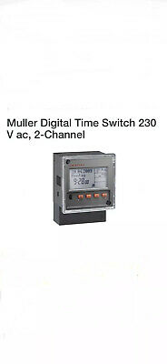 Time Switch FS64.18 Muller 164120