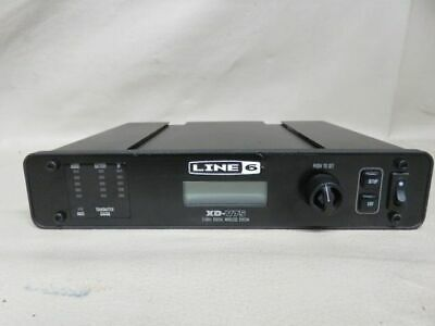 Line 6 xd-v75 2.4ghz digital wireless receiver for microphone parts/repair
