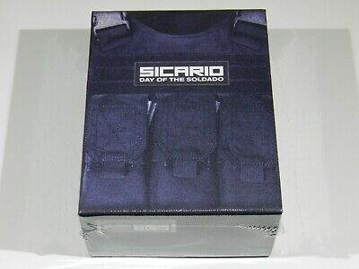 SICARIO DAY OF THE SOLDADO 4K UHD / Blu-ray SteelbookS KimchiDVD ONE CLICK #41