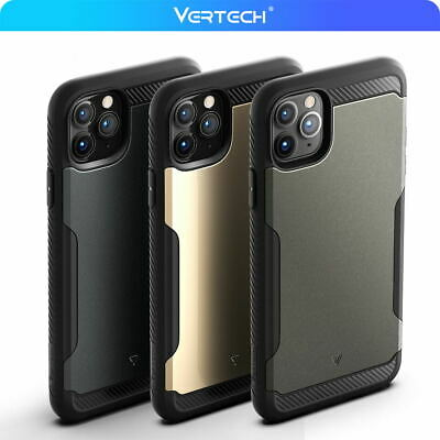 iPhone 11 Pro Max Case VERTECH  Heavy Duty Shockproof Slim Hard Armor Back Cover