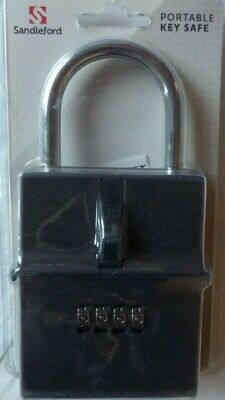 Anti Theft Portable//Keys Included Sandleford SAFE BOOK 240x155x55mm 1-Book