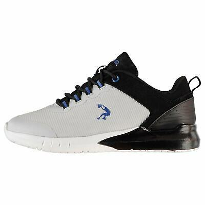 SHAQ Kids Explosive Juniors Basketball Trainers Sports Shoes Low Top Lace Up