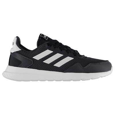 adidas Kids Archivo Juniors Running Shoes Low Top Trainers Lace Up