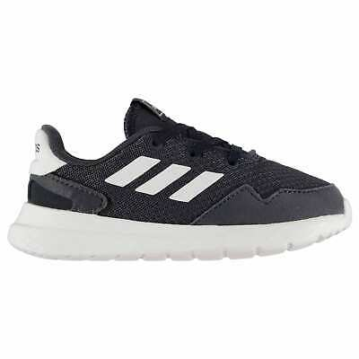 adidas Kids Archivo Infant Running Shoes Low Top Trainers Lace Up