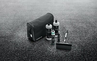 Genuine Porsche Winter Car Care Kit Bag Ice Scraper 00004400104
