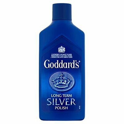125 ml Long Term Silver Polish of Goddard