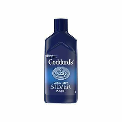 Goddards Long Term Polish, Silver, 125 ml
