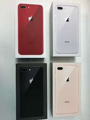 Apple iPhone 8 Plus 64GB  Various Colours Unlocked SIM Free Smartphone