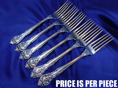 Gorham King Edward Sterling Silver Dinner Size Place Fork - Very Good Condition