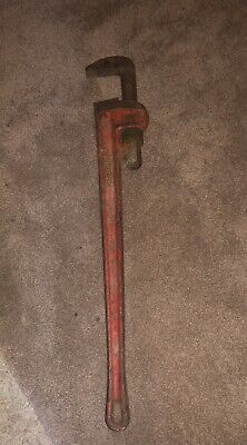 "Ridgid 36"" Heavy Duty pipe Wrench"