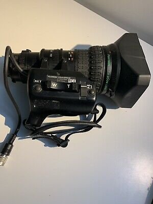 Fujinon A20x8.6BRM-SD - 1:1.8/8.6-172mm TV Zoom Lens nice working condition