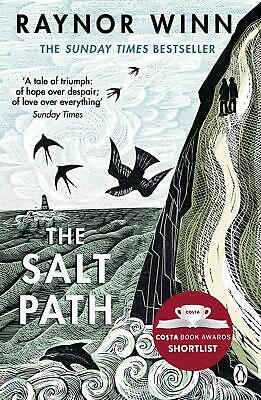 The Salt Path By Raynor Winn New Paperback Book Science Nature Geography Gift UK