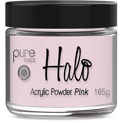 Halo LED/UV Gel Polish Acrylic Powder - Cover Pink 165g (N3327)