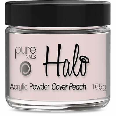 Halo LED/UV Gel Polish Acrylic Powder - Cover Peach 165g (N3337)