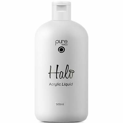 Halo Nails Acrylic Liquid 500ml (N3307)