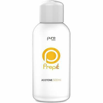 Halo Prep It - Acetone Tip Remover (N334) 500ml