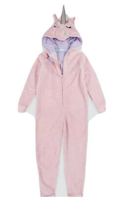 Marks And Spencer Girls Unicorn Onesie (not Gerber) Age 15-16 Years BNWT RRP £22