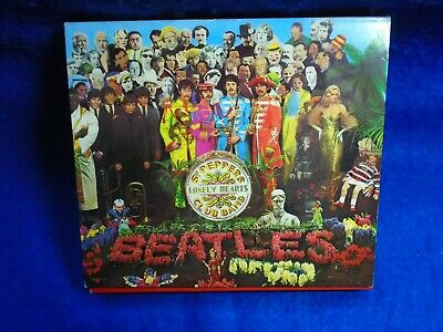 The Beatles, Sgt. Peppers Lonely Hearts Club Band Cd, 1967,  Free Uk Post