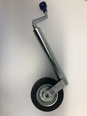 Maypole (Mp436) 48Mm Medium Duty Telescopic Jockey Wheel Without Clamp