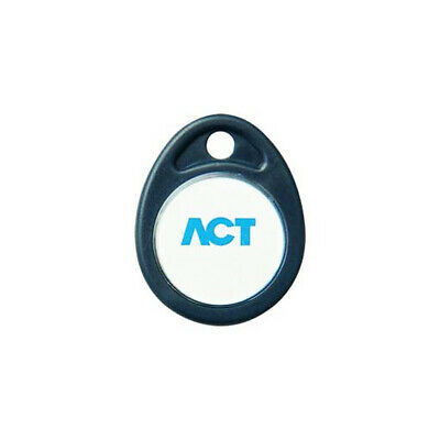 ACT Proximity Key Fob. Pack of 10 for Access Control Fob-B