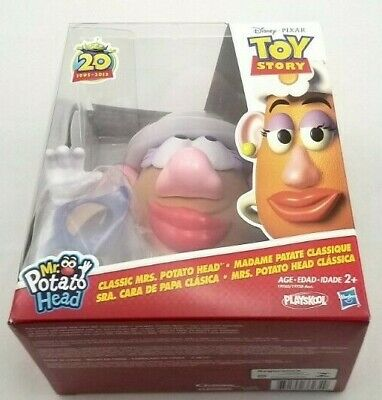 Mrs. Potato Head Disney Pixar 1995-2015 Playskool Toy Story 3 Classic - RARE