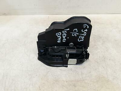 2015 BMW 1 SERIES Door Lock Assembly