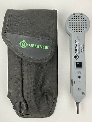 Greenlee Communications 200EP-G Tone Probe with Carrying Case