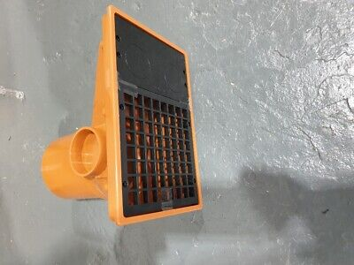 110mm Underground Drainage rectangular hopper