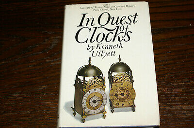 In Quest Of Clocks By Kenneth Ullyett