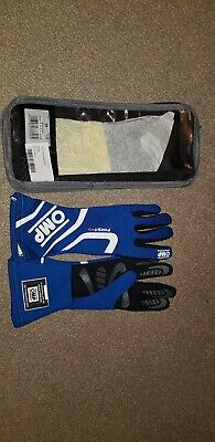 OMP First S Race Gloves Size 9