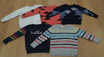 Boys Jumper Bundle Age 2-3 Years - Jumpers and top  Next GAP and M&S