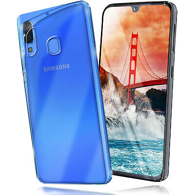 Silicone Case for Samsung Galaxy A70 Protective Transparent Thin TPU Back Cover