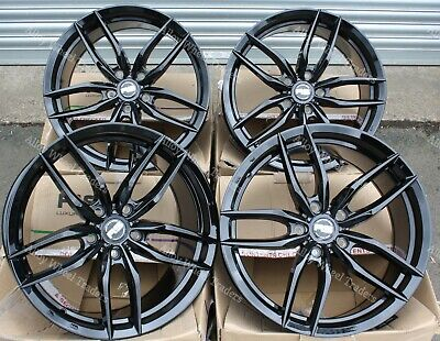 """Alloy Wheels 19"""" RS IOTA For Volkswagen Transporter T5 T6 T28 T30 T32 WR GB"""