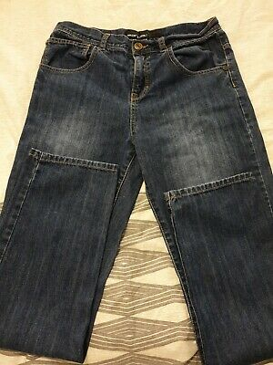 15-16 Years Boys Animal Blue Jeans
