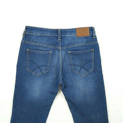Riders JNR by Lee - Slim Jim Slim & Narrow Stretch Denim Boy's Jeans Size 14 W28