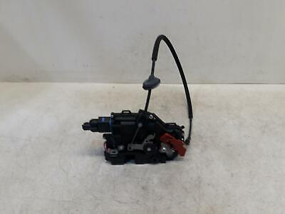 2008 VOLKSWAGEN TOURAN Door Lock Assembly