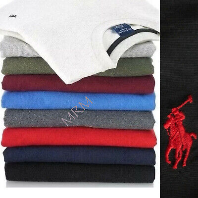 Ralph Lauren Crew Neck Sweatshirt Jumper
